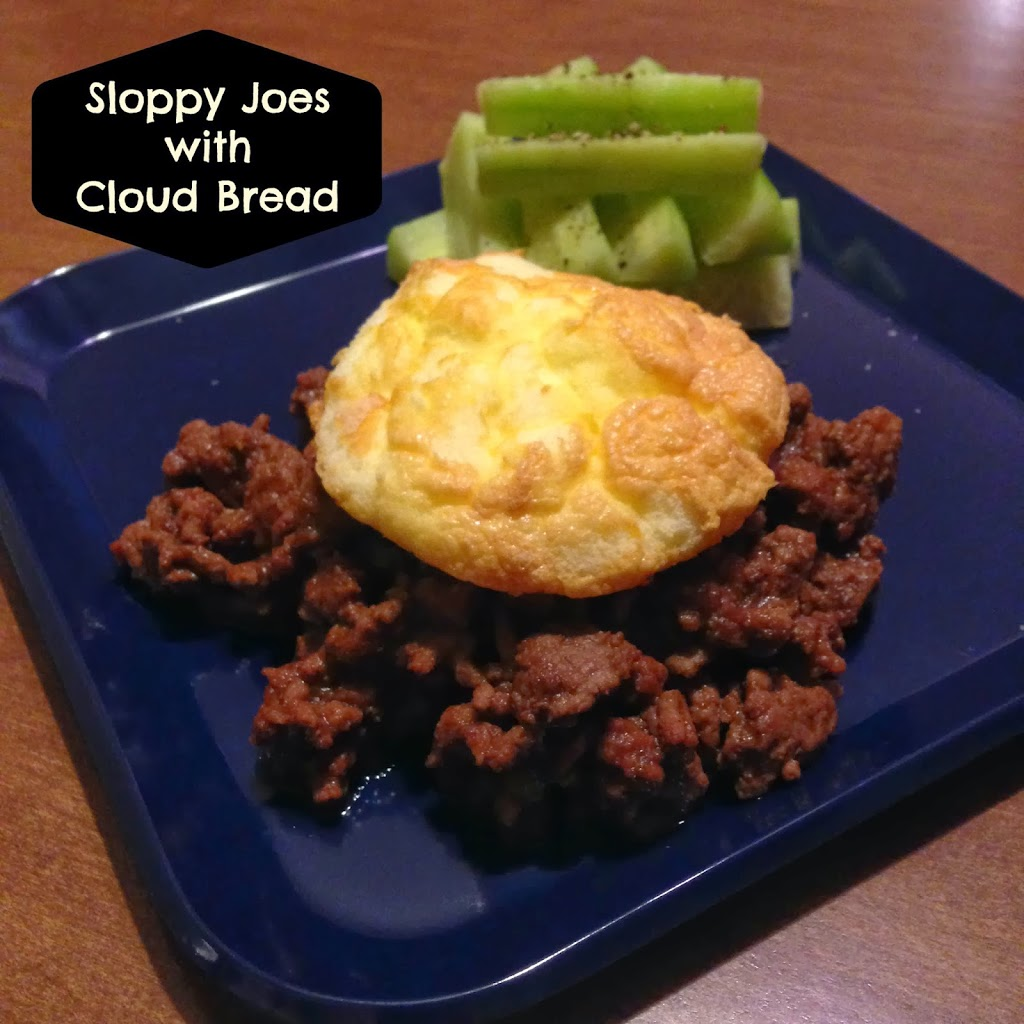how to eat sloppy joes without bread