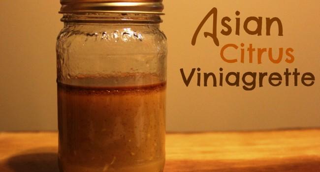 Asian Citrus Vinaigrette
